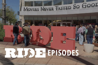 RIDE Episodes and Premiers