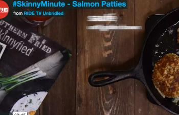 Cowboy Approved Salmon Patty Recipe